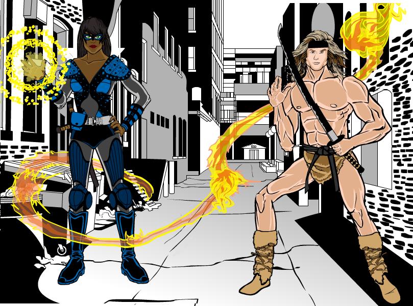 Team-up-Flash-Zippy-and-Tarzan-san.PNG