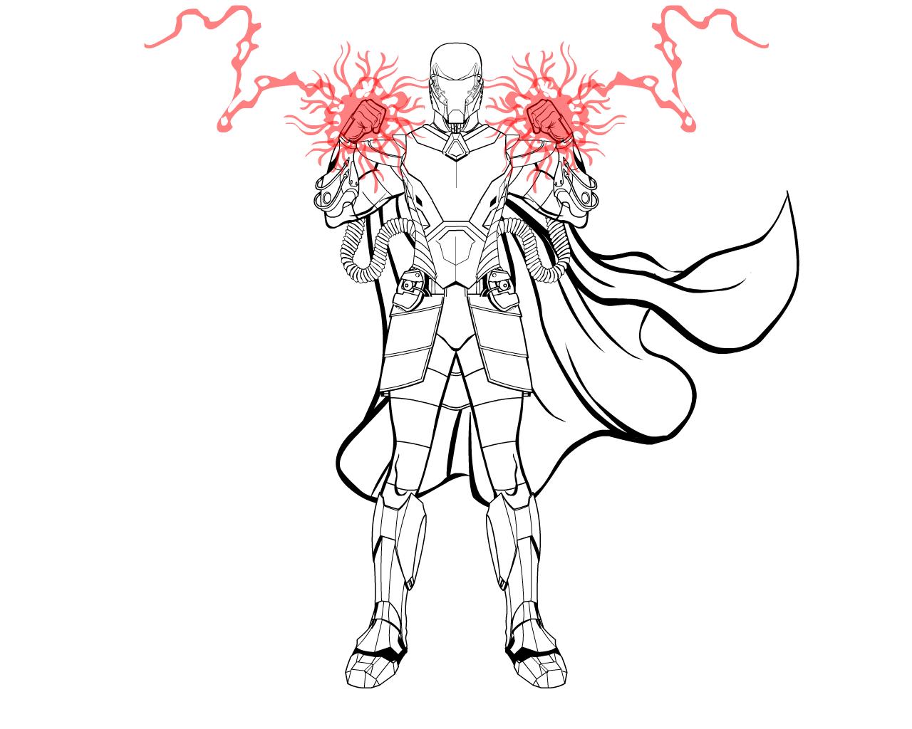 Topic Villainmachine Heromachine Character Portrait Creator