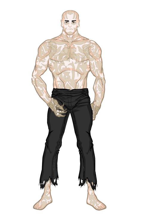 Topic: Vampyrist's Corner | HeroMachine Character Portrait ...