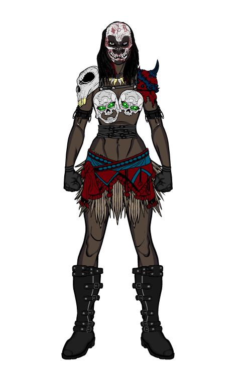 XavierKain_Voodoo_Priestess.png