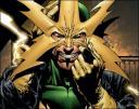 Electro's Mask