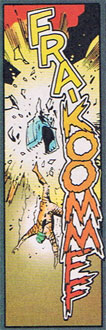 Fra-koommff comic book sound effect