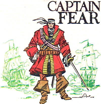 Captain Fear