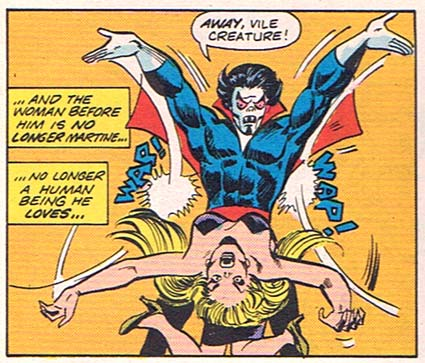 Morbius 5, Marvel Comics.