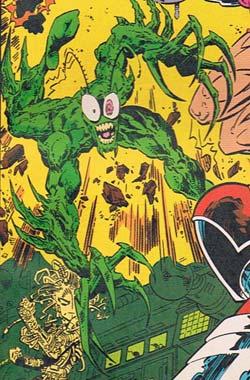 Jack Kirby's Bedbug
