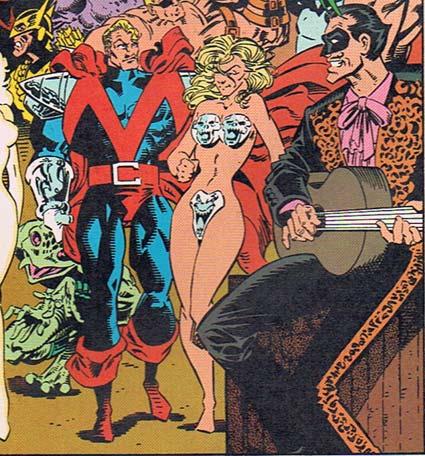 A trio of bad super costumes.