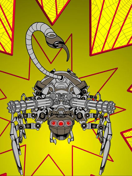 neon64-arachnotron
