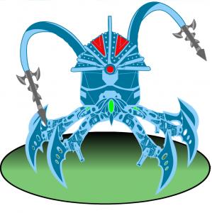 worf-aracnoblade