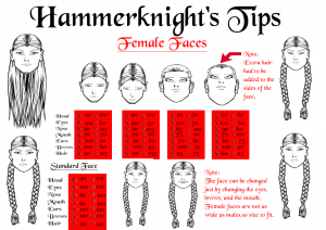face-tips-females