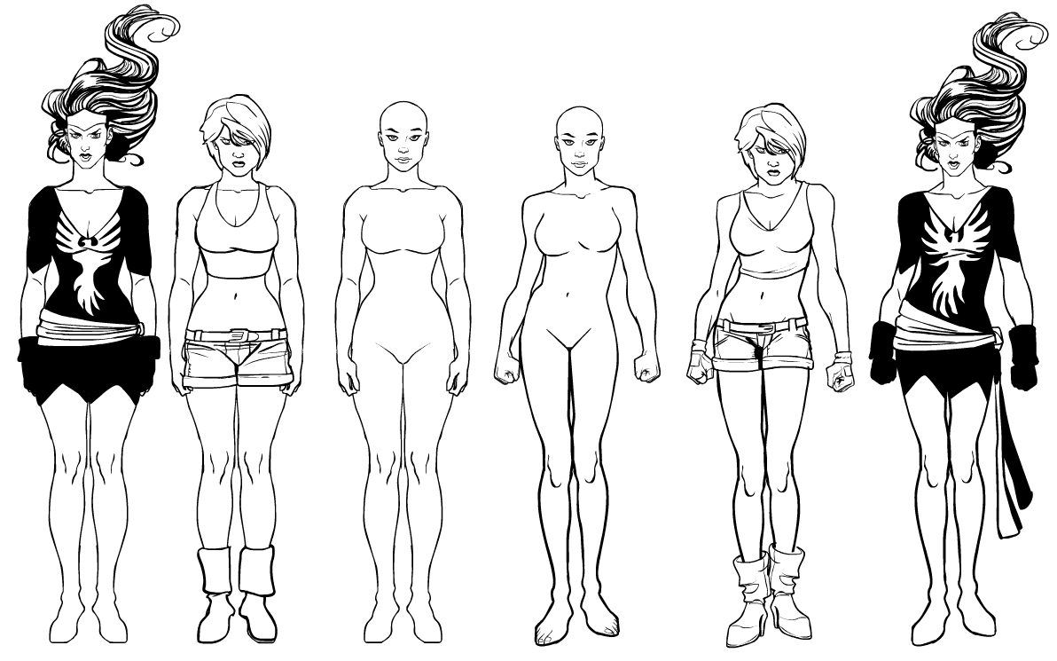 my character miss torso essay How to create an animated character with photoshop and crazytalk animator 3 start with a torso my character doesn't really have a visible neck.