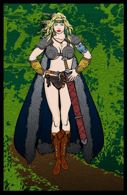 fantasy-barbarian-queen