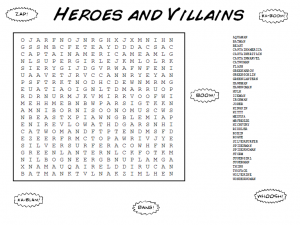 heroes-and-villains-puzzles