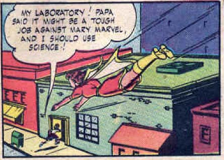marymarvel-1-1945-science