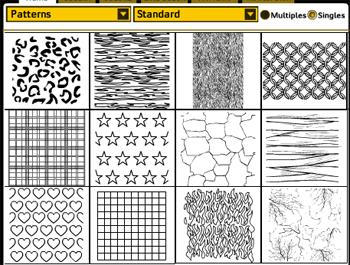 patternmenu