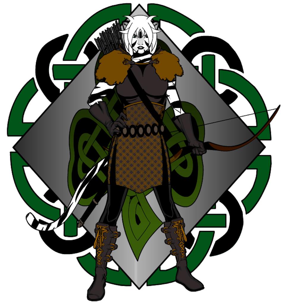 Cilia Darkpaw HM3