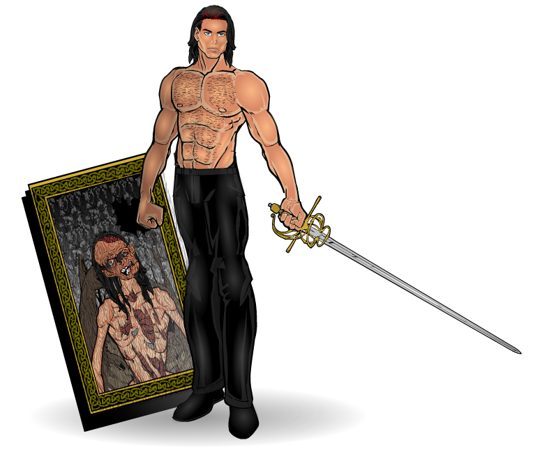 Character Design In The Picture Of Dorian Gray : Character design contest winners heromachine