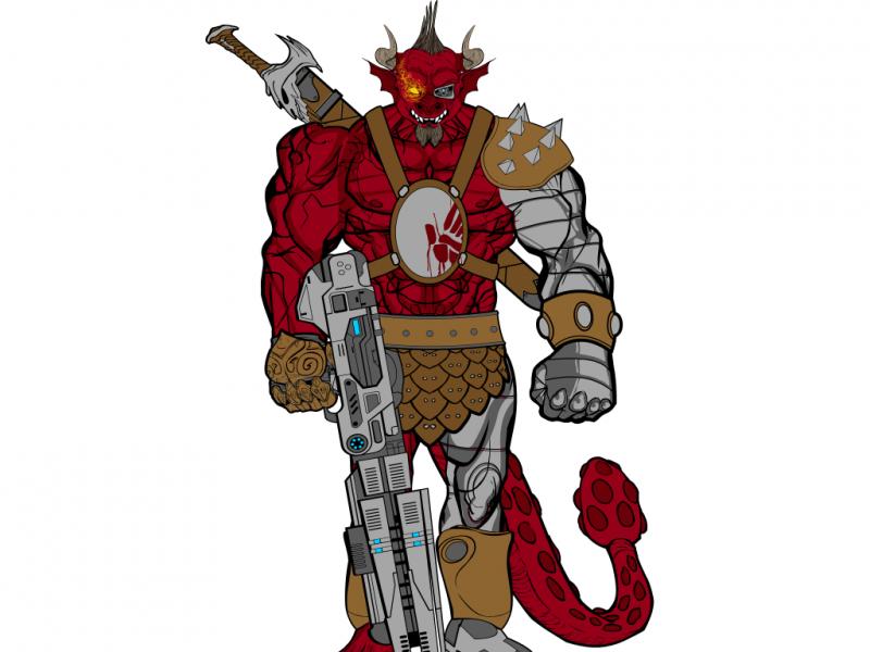 TOOL-CyborgDemon