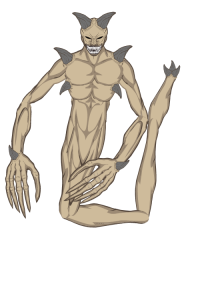 Vampyrist-Monster-I