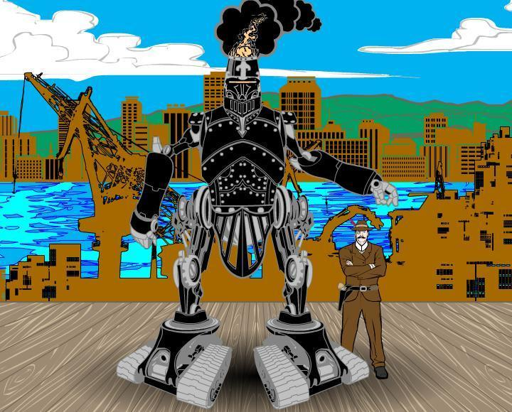 Skybandit-RobotGolem
