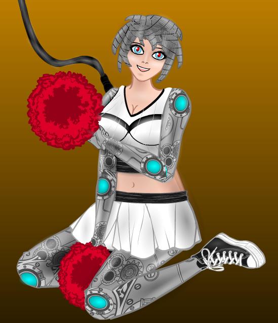 Tarkabarka_Cyborg_Cheerleader