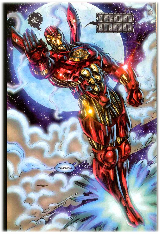 Recent Discussions — Marvel Heroes Omega