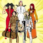 Thundersong-GirlCommandos