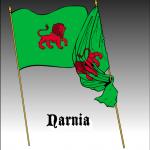 Firecracker - Narnian Flag