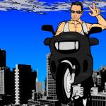 JohnnyGear-MotorcycleJump1