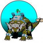 Rhinoman-BattleMount