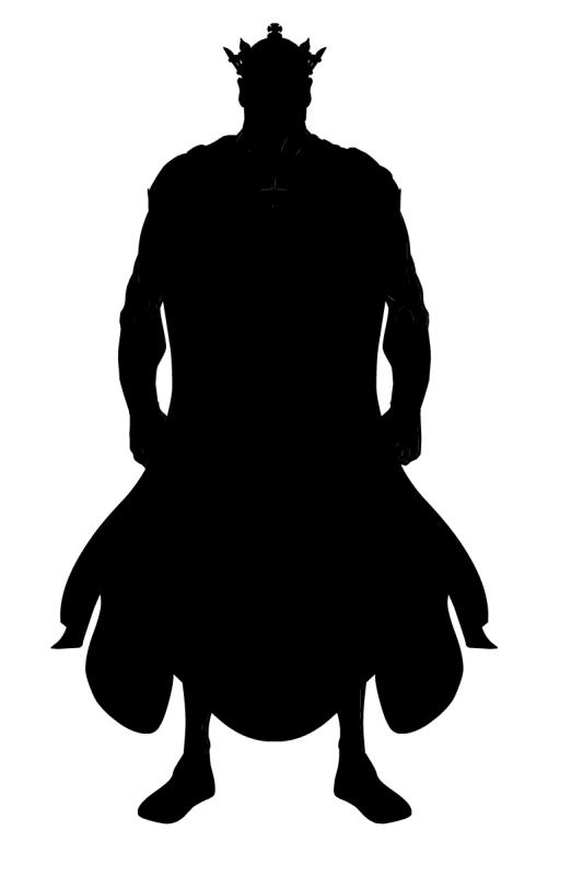 Villain Silhouette