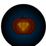Worf-HM Pumpkin