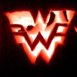 pumpkin wonder woman