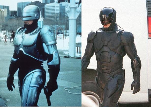 Robocop version 2.0 | HeroMachine Character Portrait Creator Robocop 1987 Suit