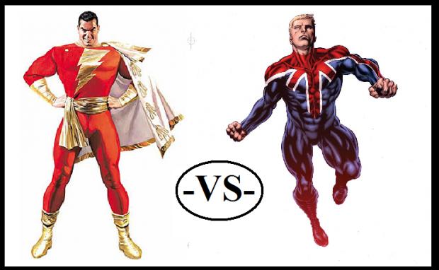 Captain Marvel Heromachine Character Portrait Creator