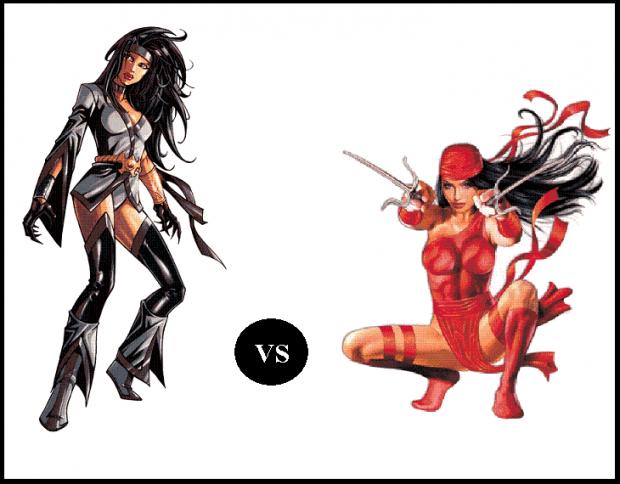 Cheshire vs Elektra