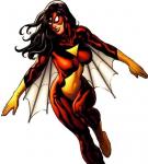 05 Spider-Woman Jessica Drew