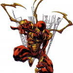 Iron Spidey