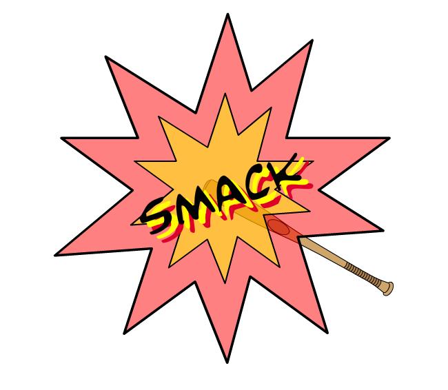 bat smack