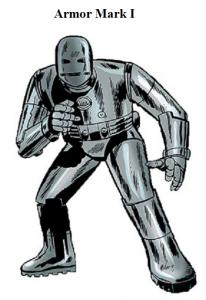 Armor Mark I