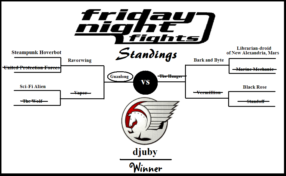 FNF Standings Final