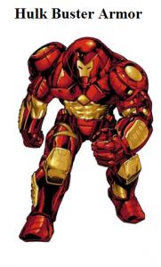 Hulk Buster Armor