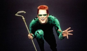 BATMAN FOREVER, Jim Carrey, 1995