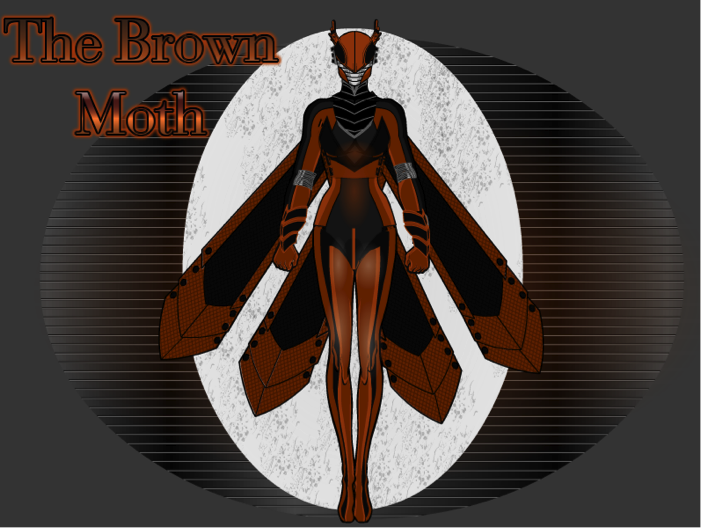 The Brown Moth