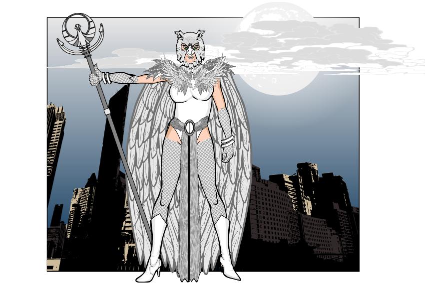Silver Owl HM3