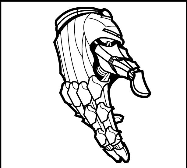 newrobothand
