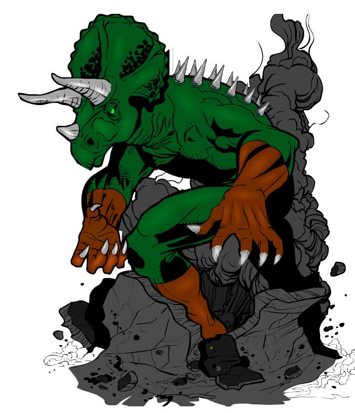 58 Legatus-Triceratops-Sr
