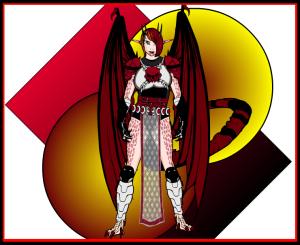 Dragon Girl HM3