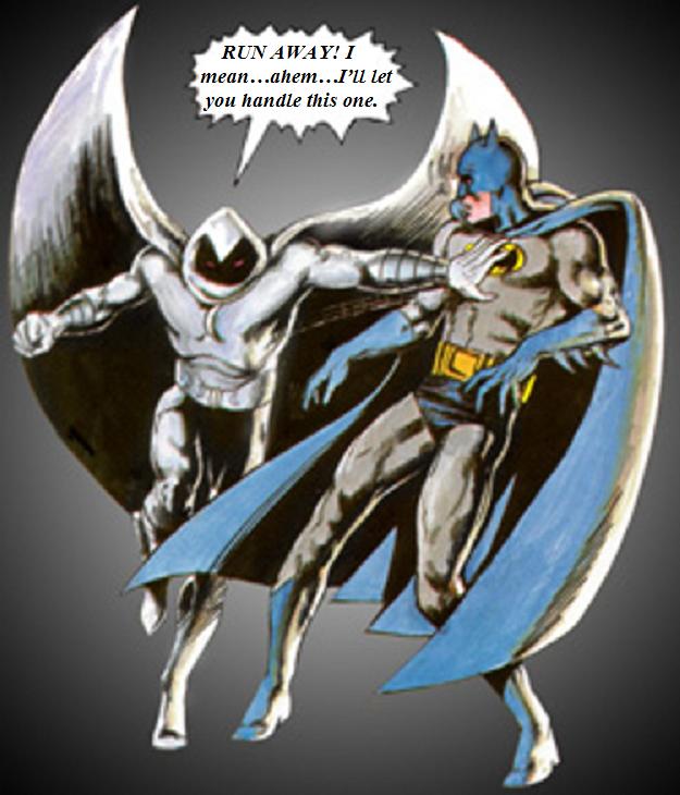 MoonKnight - Batman 2