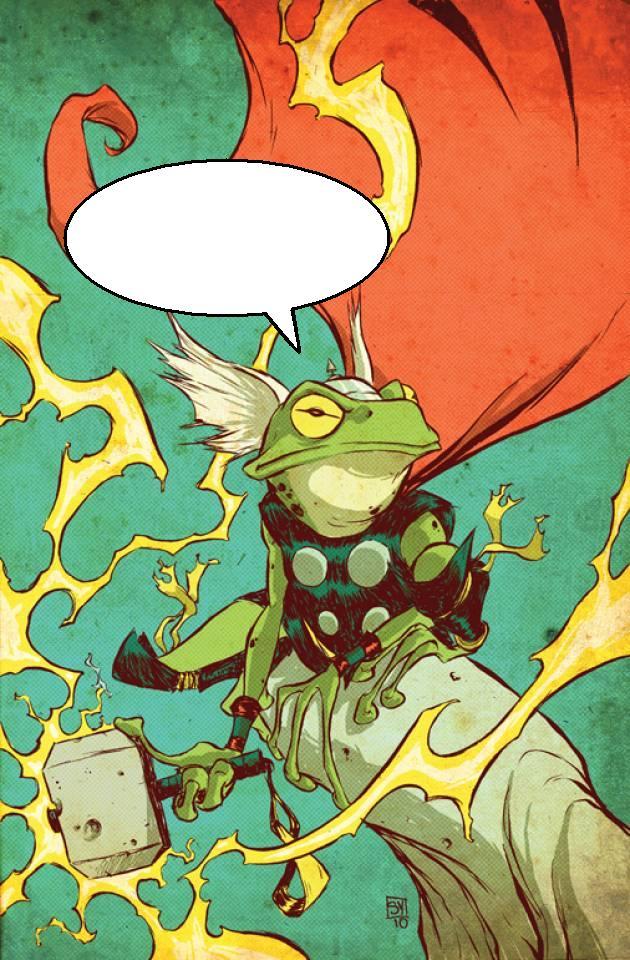 Frog Thor 1