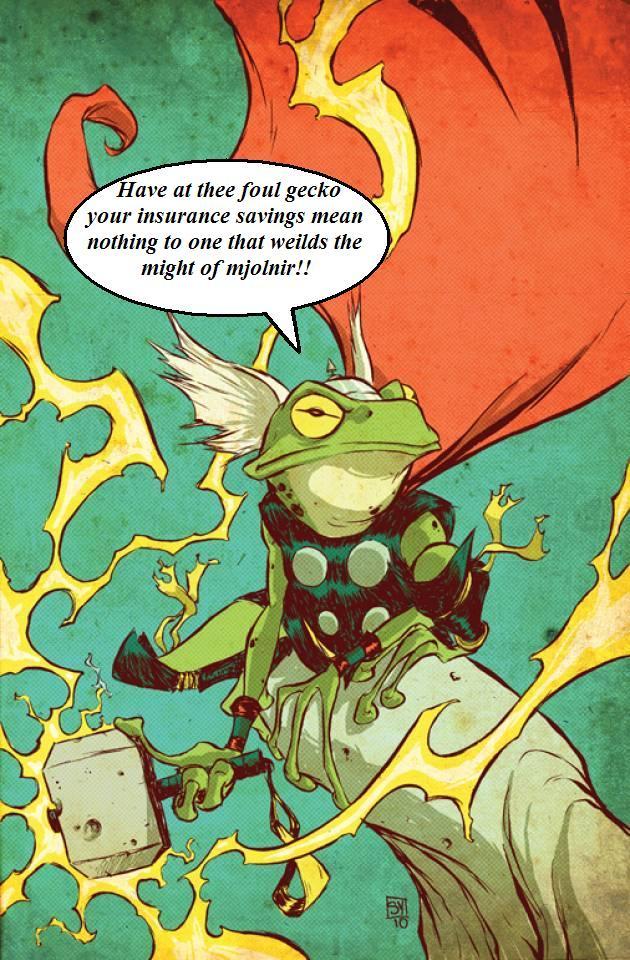 Frog Thor 2